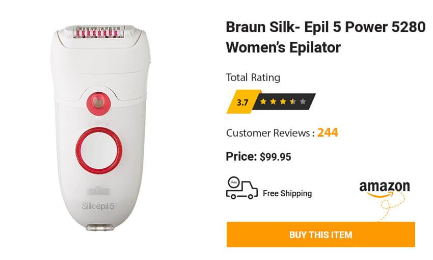 Best Epilator Reviews