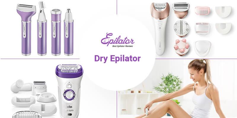 Best Dry Epilator