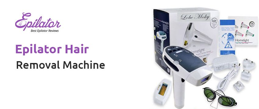 Epilator Hair Removal Machine