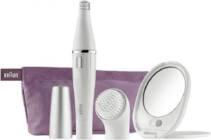 Hair removal with an epilator